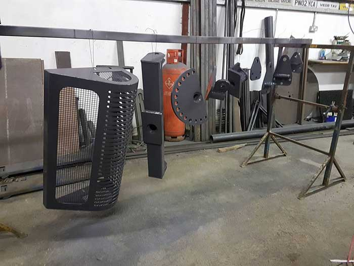 Steel fabrication and welding Services